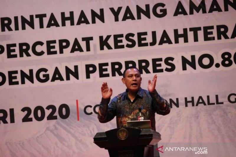 Ketua KPK ingatkan 3 fokus strategi nasional pencegahan korupsi