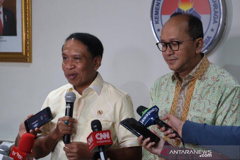 Menpora dan Gubernur Papua pastikan PON XX berlangsung sesuai jadwal