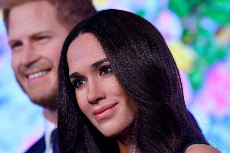 Patung lilin Pangeran Harry dan Meghan dipindah ke area Hollywood