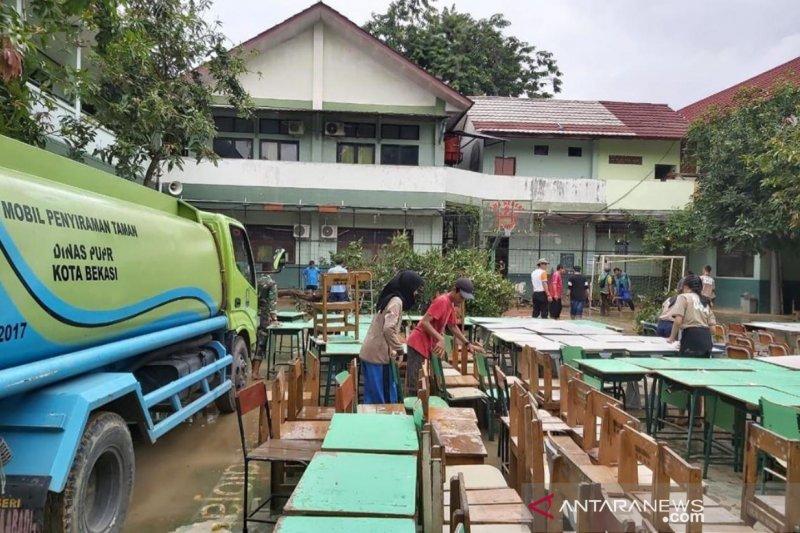 Disdik Kota Bekasi anggarkan Rp3,4 miliar rehab sekolah terdampak banjir