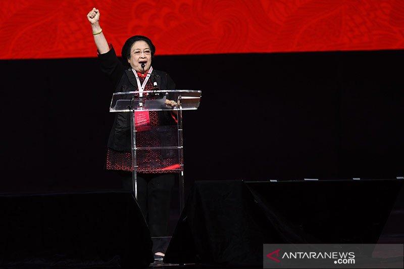 Megawati minta kader BMI bangun optimisme di tengah pandemi COVID-19