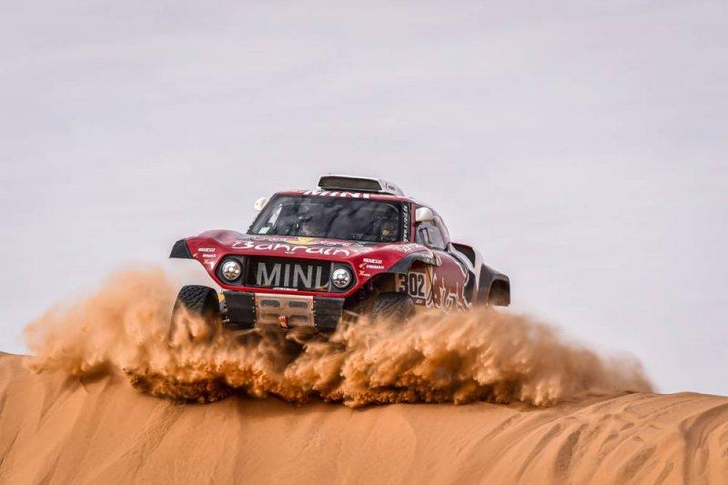 Sainz masih pimpin klasemen reli Dakar