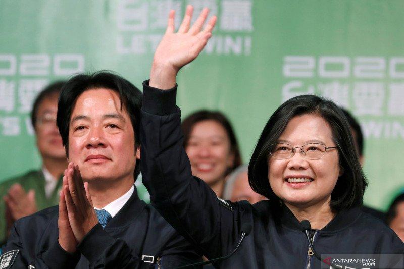 Dibantu EU, Taiwan raih kemenangan langka dalam sengketa nama China