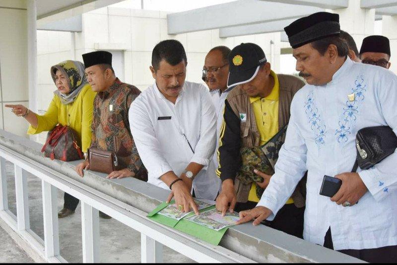 Tinggal beberapa bulan lagi, Legislator minta Pemkab Padangpariaman kebut persiapan lokasi Penas Tani