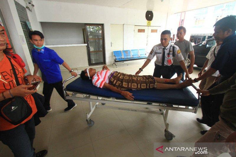 Bom tas di Bengkulu diduga terkait pilkades