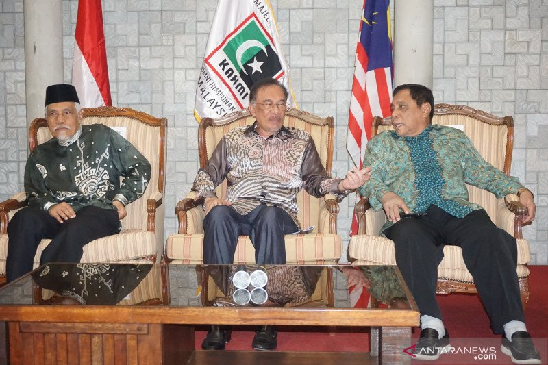 Anwar Ibrahim jadi saksi pelantikan KAHMI Malaysia