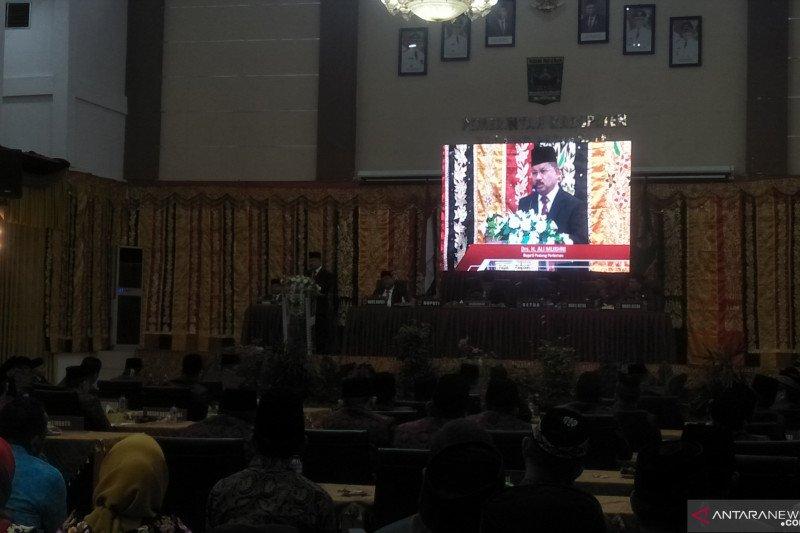 Pemkab Padang Pariaman buka puluhan pelayanan meriahkan HUT daerah ke-187