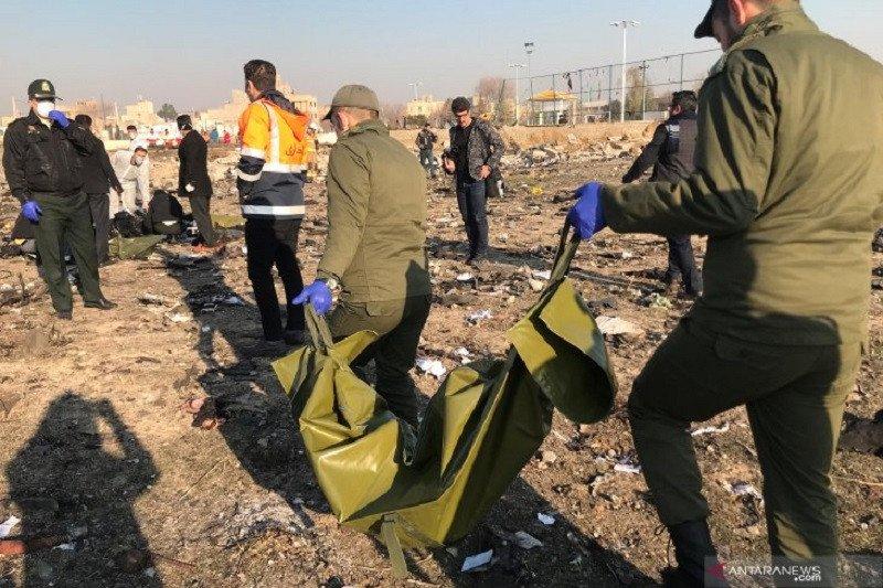 Presiden Iran : Penembakan jet Ukraina
