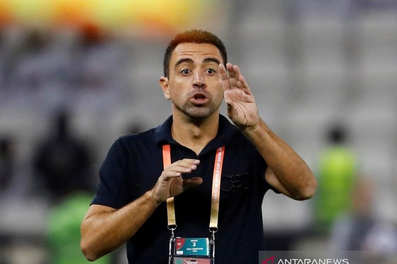 Xavi Hernandez akui sudah lakukan pertemuan dengan Barcelona