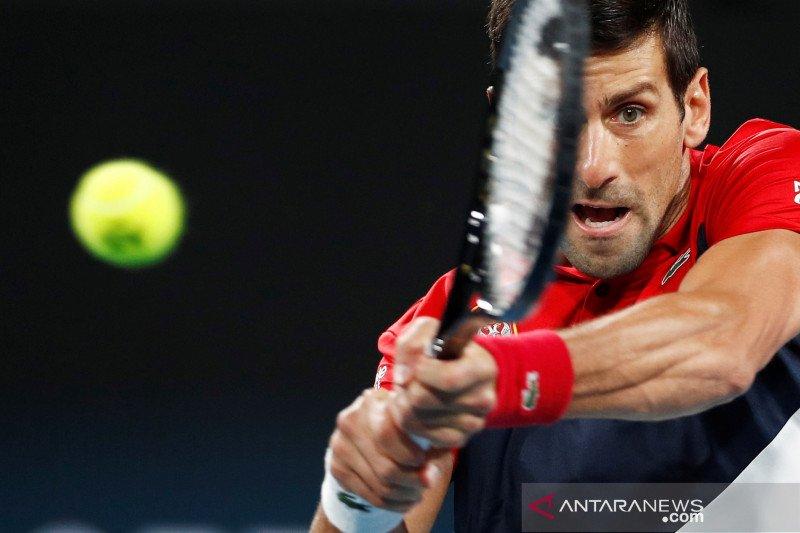 Nadal Vs Djokovic Di Final Tenis Atp Cup 2020 Antara News Kalimantan Barat