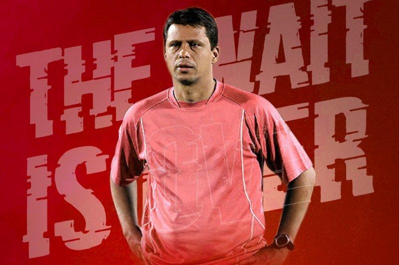 Persija resmi dilatih Sergio Farias untuk kontrak setahun dengan opsi perpanjangan
