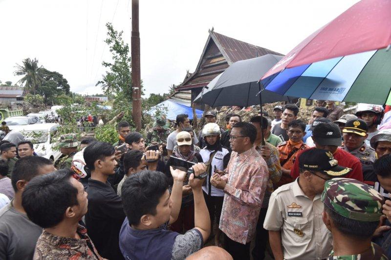 Di Sidrap, Sulsel  460 rumah terendam banjir