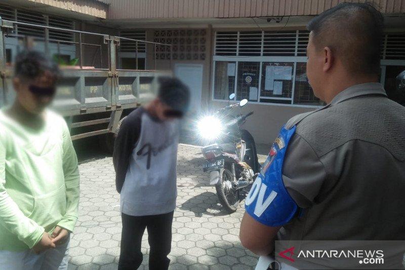 """Meresahkan, Satpol PP Padang tertipkan """"Pak Ogah"""" di beberapa titik"""