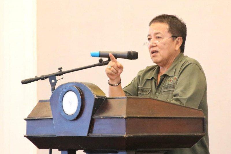 Gubernur ajak petani bangkitkan ekonomi kerakyatan