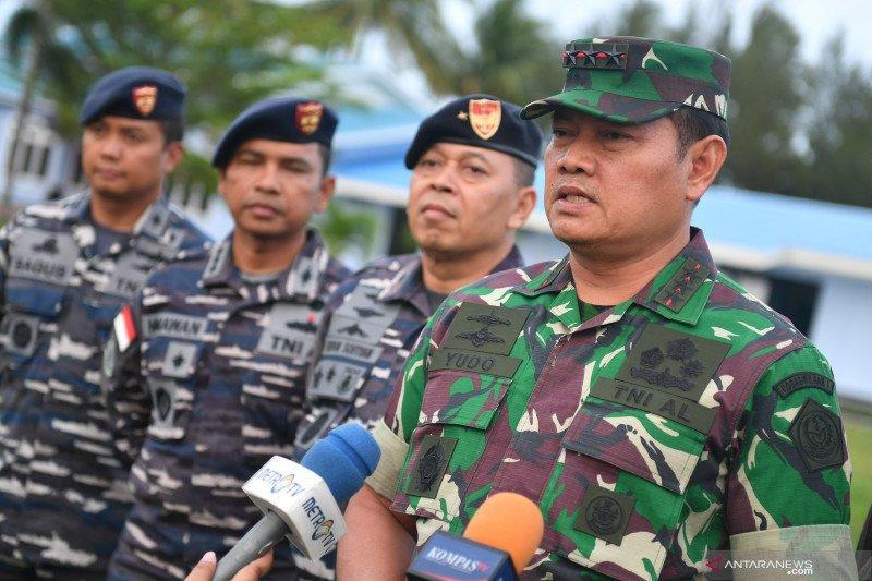 TNI pastikan kapal China meninggalkan Natuna