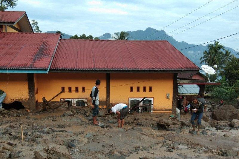 Agam Alami 164 kali bencana selama 2019
