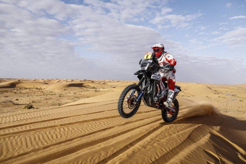 Pebalap asal Portugal Goncalves tewas kecelakaan di etape VII Reli Dakar