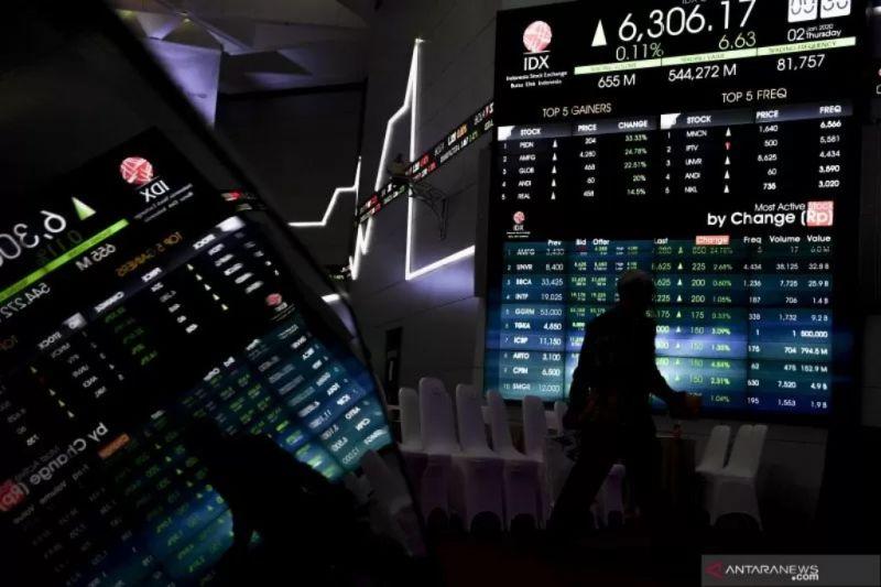 IHSG Kamis sore ditutup menguat, terkerek naiknya bursa saham Asia