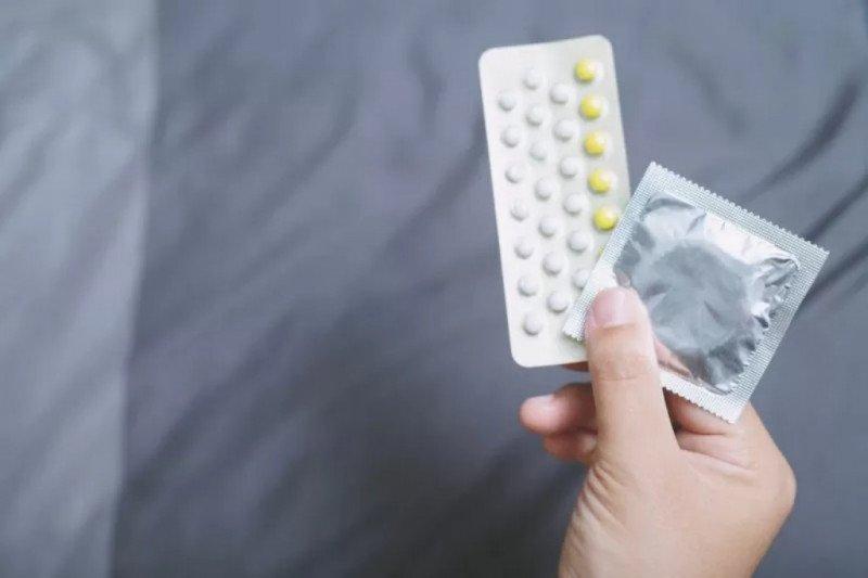 Orang Indonesia enggan gunakan alat kontrasepsi seks
