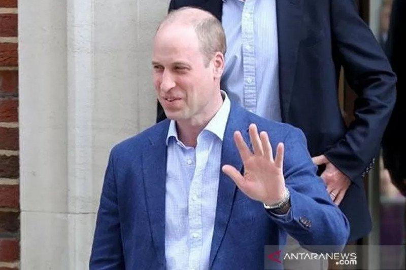 """Pangeran William tanggapi """"Megxit"""""""