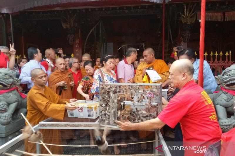 Ritual Pao Oen buka rangkaian Imlek