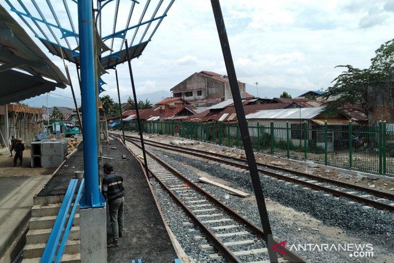 Wagub Sumbar berharap KA Padang-Pulau Air hidup kembali dukung wisata Kota Tua
