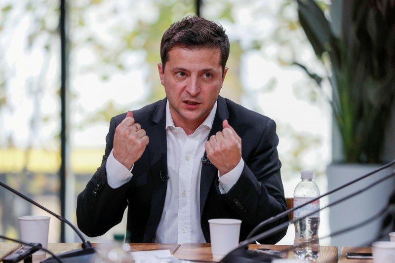 Ukrania: Pesawat Ukraina dirudal Iran, pelaku harus pikul tanggung jawab