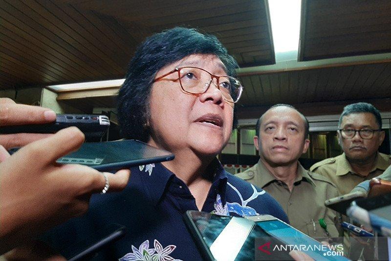 Menteri LHK minta semua unit terkait DAS lebih sensitif