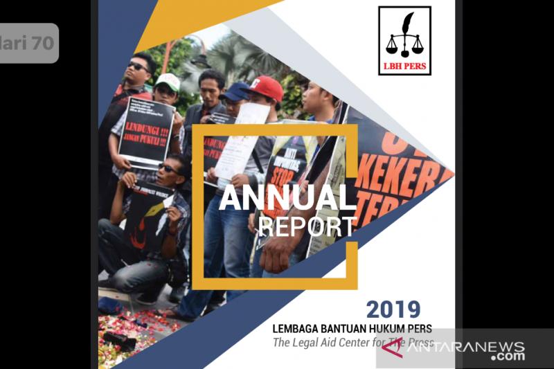 LBH Pers: Ada lima hal bayangi kebebasan berekspresi pada 2020