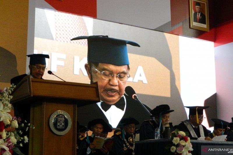 ITB anugerahkan Doktor HC kepada  Jusuf Kalla