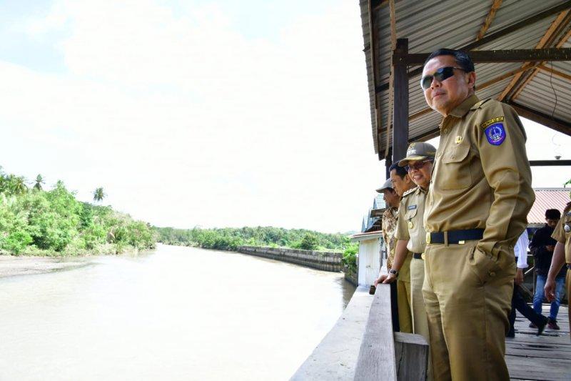Gubernur dukung Wali Kota Parepare tangani banjir