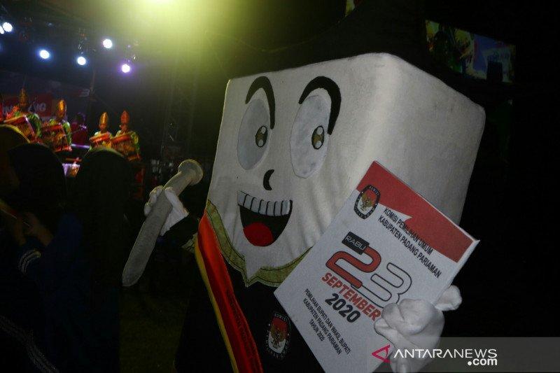 Si Jain jadi maskot Pilkada 2020 di Padang Pariaman
