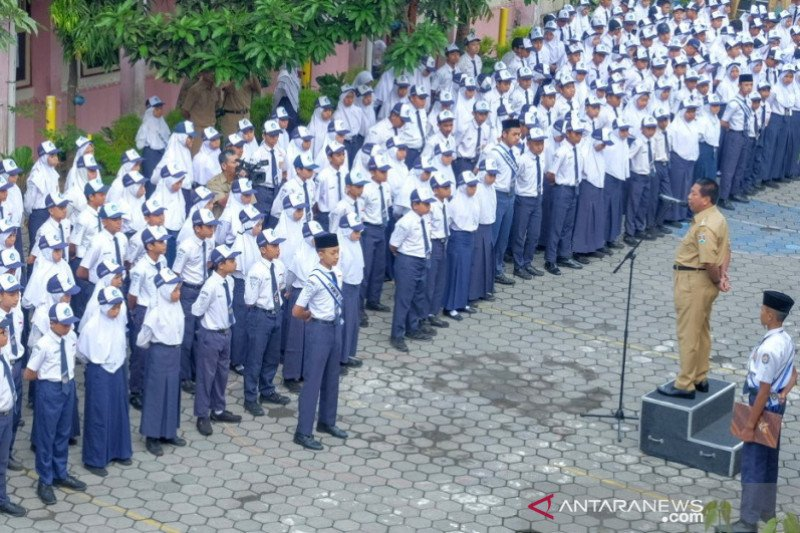Wali Kota Magelang pastikan pemerataan pendidikan