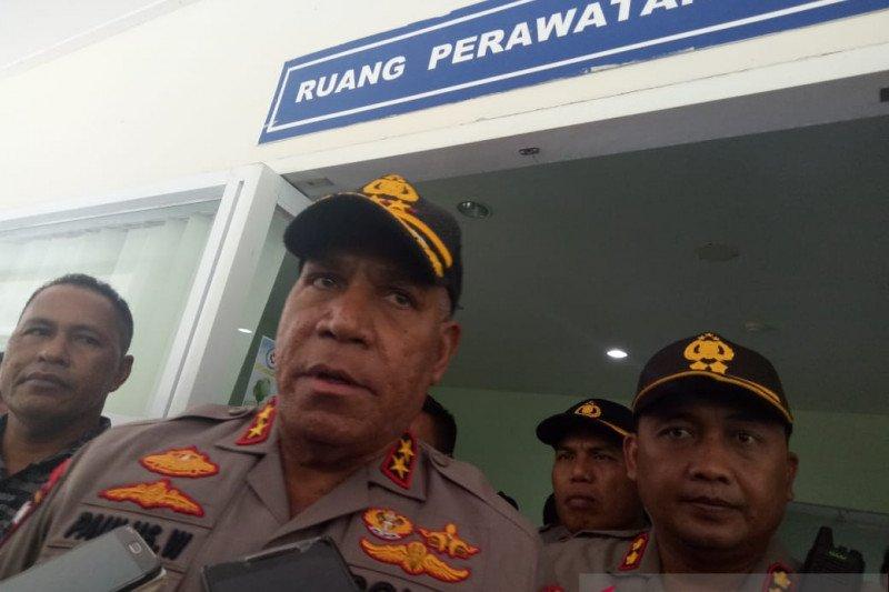 Polisi melacak dugaan penyelundupan senpi dan amunisi ke Papua