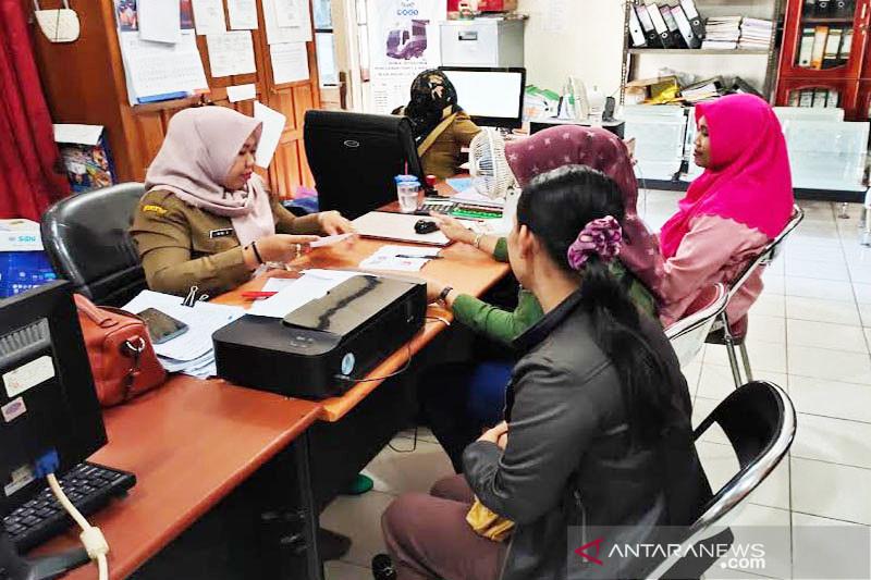 Ratusan pelamar CPNS Barut telah mengambil kartu ujian