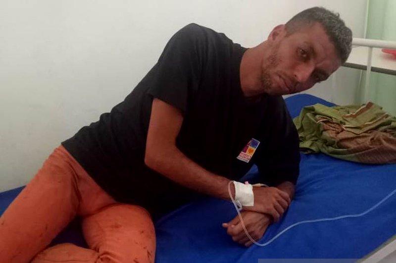 WNA Aljazair nekad berenang dari Dili-Australia, ditemukan mengapung di Laut  Timor