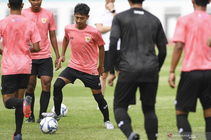 Beckham tak ingin posisinya di timnas U-19 tergeser