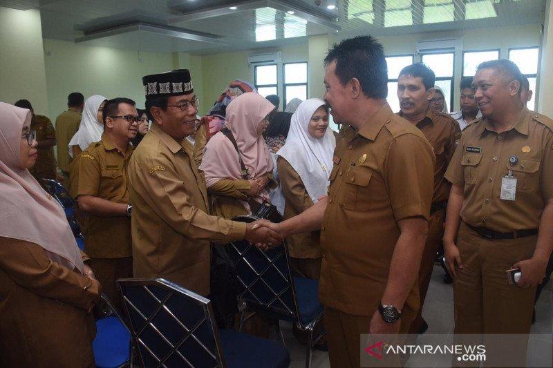 Wawako Padang Panjang lakukan sidak untuk cek kedisiplinan pegawai