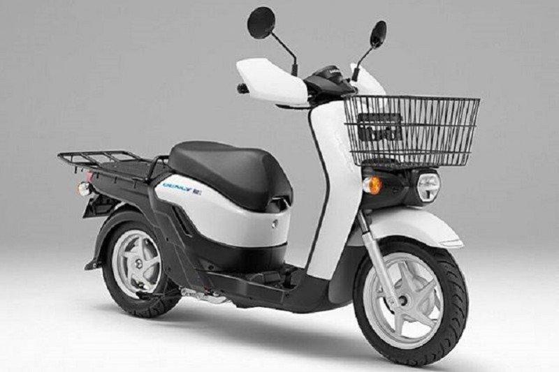 Honda mulai pasarkan skuter listrik BENLY April 2020
