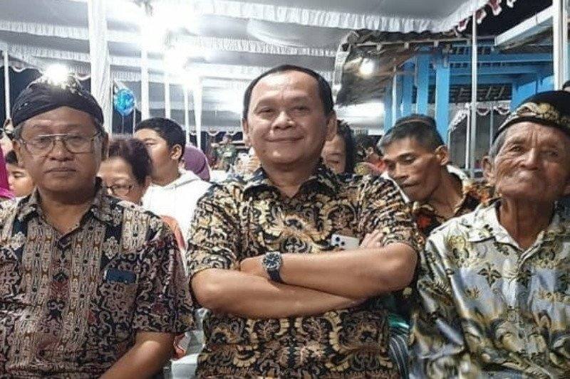 Ipar Presiden Joko Widodo ikut ramaikan bursa balon bupati Gunung Kidul