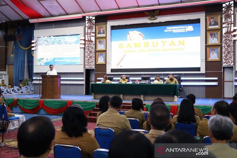 Pemkot Manado gelar rakor perencanaan pembangunan daerah