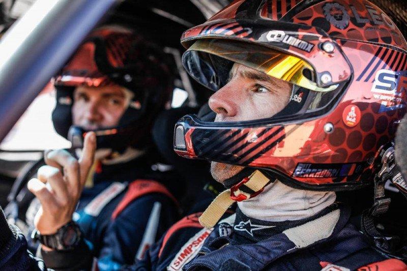 Serradori tercepat di Etape VIII Dakar 2020