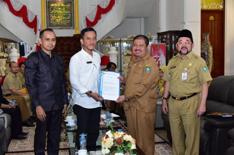 Bupati : Potensi ekonomi syariah di Indonesia sangat besar