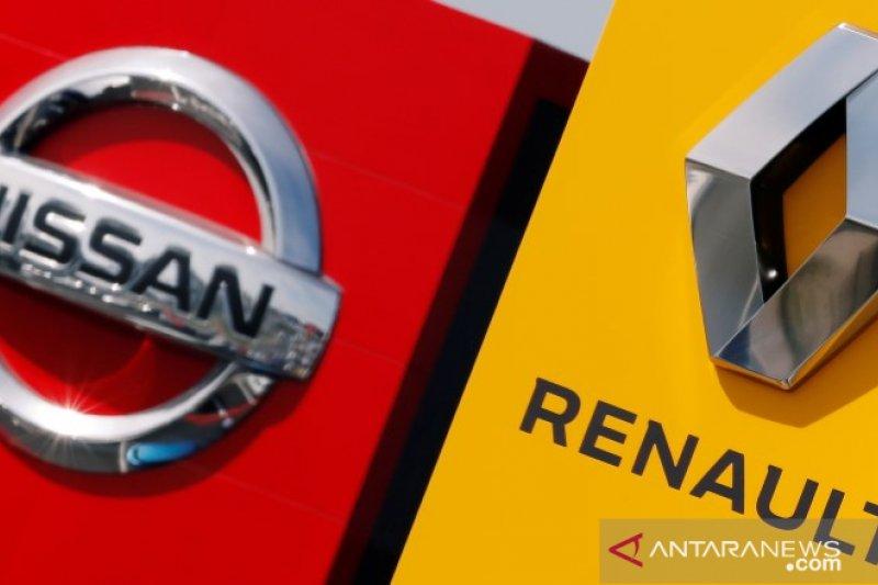 """Nissan bantah rumor """"cerai"""" dari Renault"""