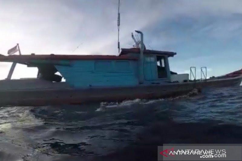 Nelayan Natuna menghasilkan 20 ton ikan setelah 14 hari melaut