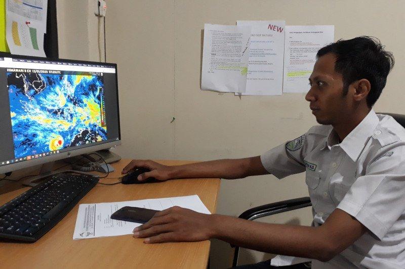 Stasiun Meteorologi himbau warga Sulteng waspada terhadap cuaca buruk