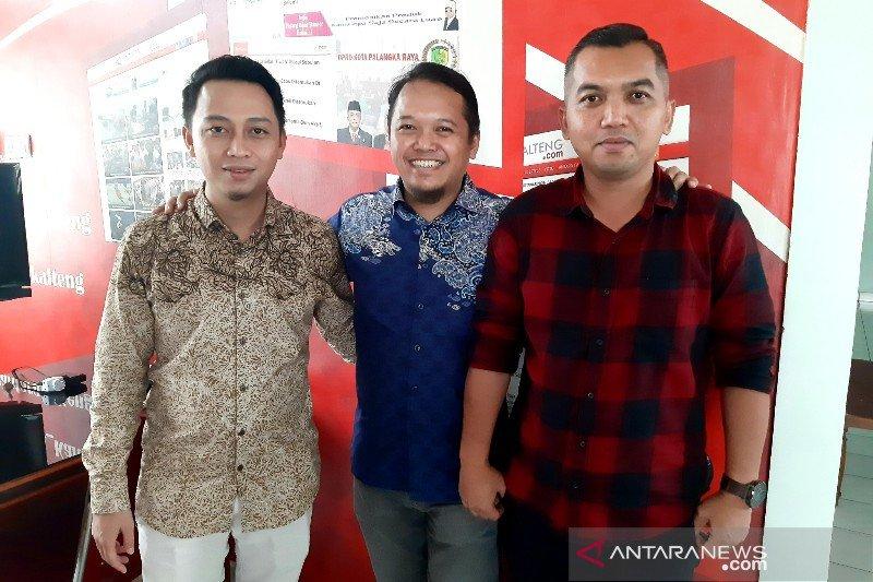 Bahas tentang pemanfaatan TI, dua tokoh pemuda Kalteng kunjungi ANTARA