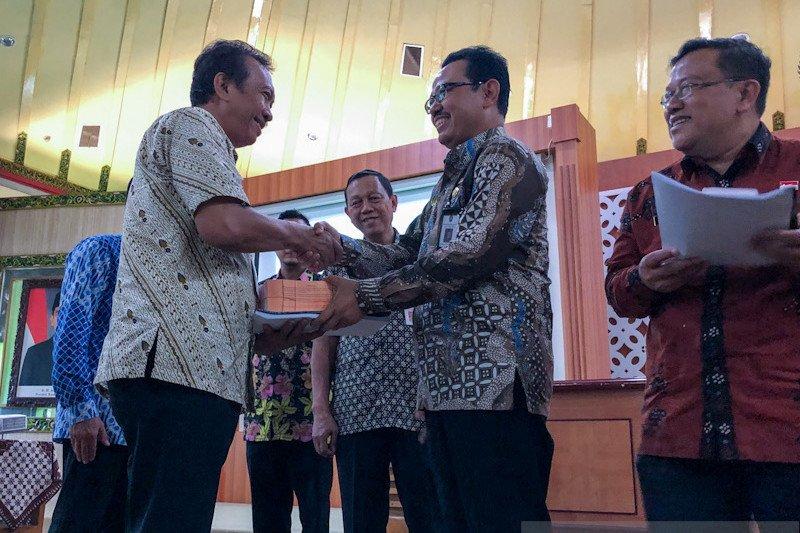 Pemkot Yogyakarta mulai bagikan kartu untuk penerima KSJPS