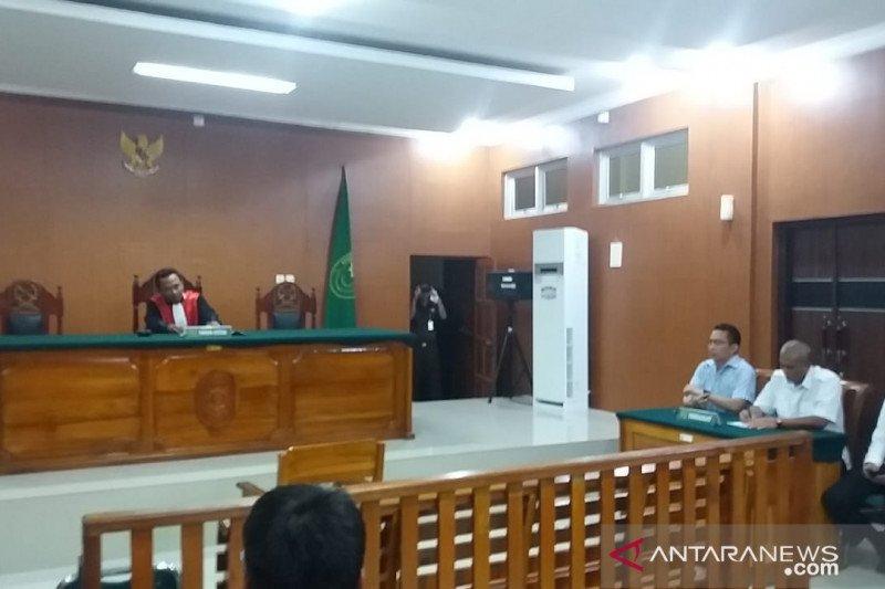 PN Baturaja tolak gugatan praperadilan Wabup  OKU
