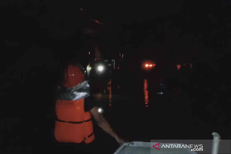 Banjir rendam ratusan rumah di Kalijaga Cirebon
